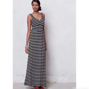 Puella | Striped Maxi Dress Sz M
